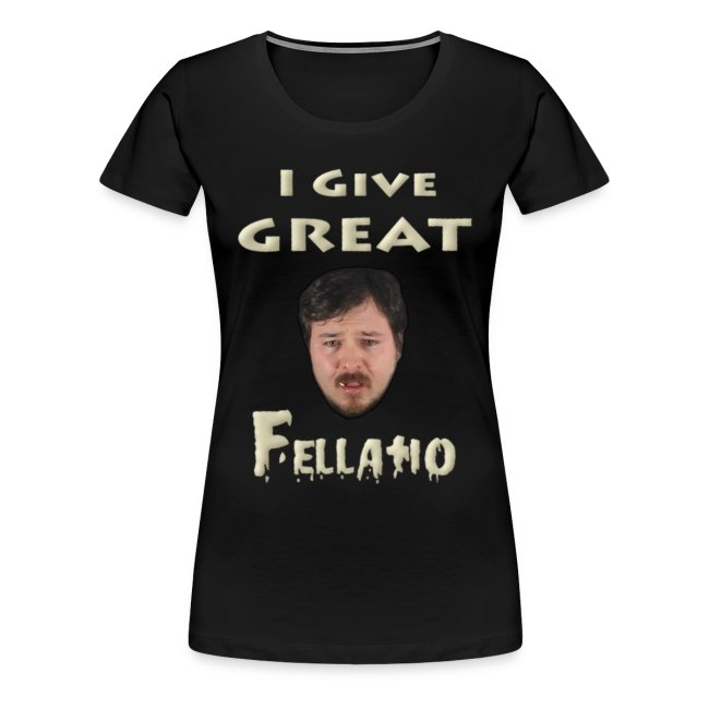 Deathtoll Fellatio Shirt (Women's)