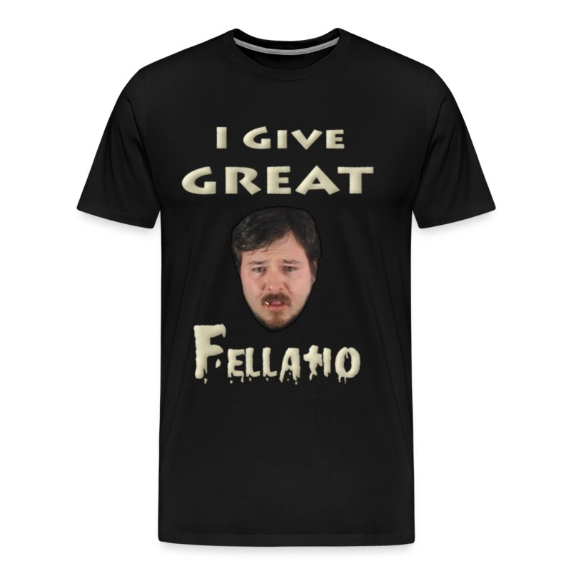 Deathtoll Fellatio Shirt - Men's Premium T-Shirt