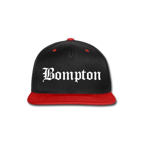 Bompton Snapback - Snap-back Baseball Cap