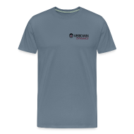 T-Shirts ~ Men's Premium T-Shirt ~ Veridian Dynamics - Steel