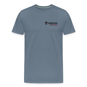 Veridian Dynamics - Steel - Men's Premium T-Shirt