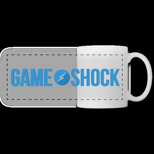 GameShock logo mug - Panoramic Mug