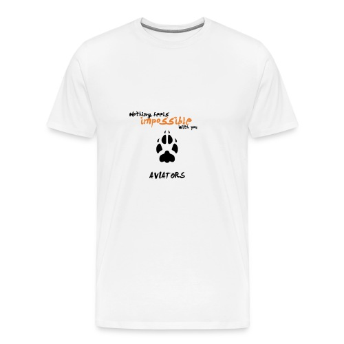 Impossible Zootopia T-Shirt - Men's Premium T-Shirt