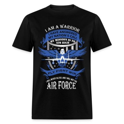 Air Force Men's T-Shirt - Men's T-Shirt