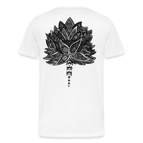 Thikk Male Logo Shirt - Men's Premium T-Shirt