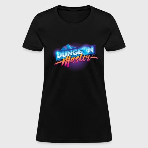 Dungeon Master & Dragons Outrun - Women's T-Shirt