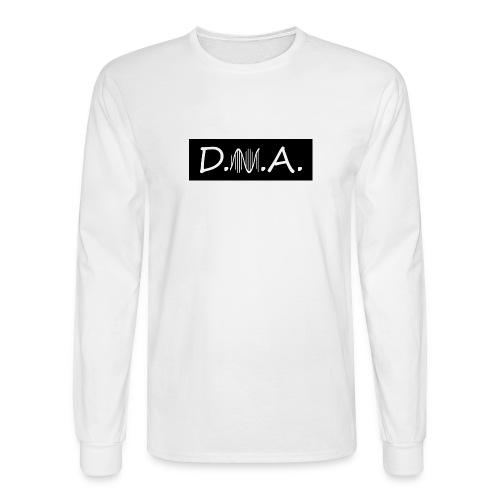 DNA Classic Logo L/S - Men's Long Sleeve T-Shirt