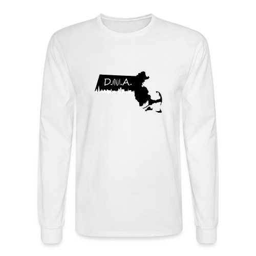 DNA MA Logo L/S - Men's Long Sleeve T-Shirt