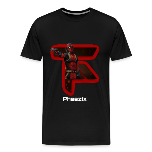 Trusted Pheezix T-Shirt - Men's Premium T-Shirt