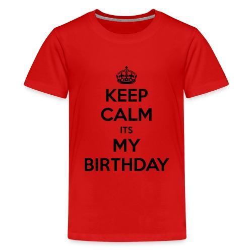 Kids Birthday Shirt - Kids' Premium T-Shirt