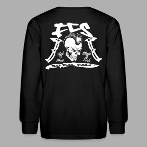 FCS Cali Crew Kids Long Sleeve - Kids' Long Sleeve T-Shirt