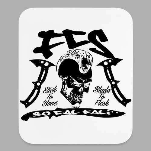 FCS Cali Crew Mouse Pad Vertical - Mouse pad Vertical