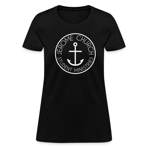 JSM Women's T-Shirt [White Variant]  - Women's T-Shirt