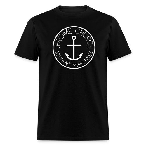 JSM Men's T-Shirt [White Variant]  - Men's T-Shirt