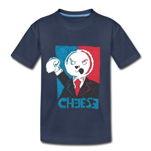 Puppet Devall Cheese - Kids' Premium T-Shirt