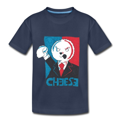 Puppet Devall Cheese - Kids' Premium T-Shirt