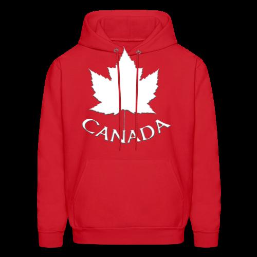Men's Canada Hoodie Canada Maple Leaf Shirts - Men's Hoodie
