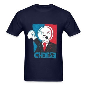 Puppet Devall :Cheese - Men's T-Shirt