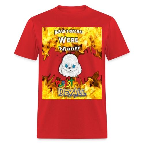 Puppet Devall Mistakes Were Made Mens T-Shirt - Men's T-Shirt