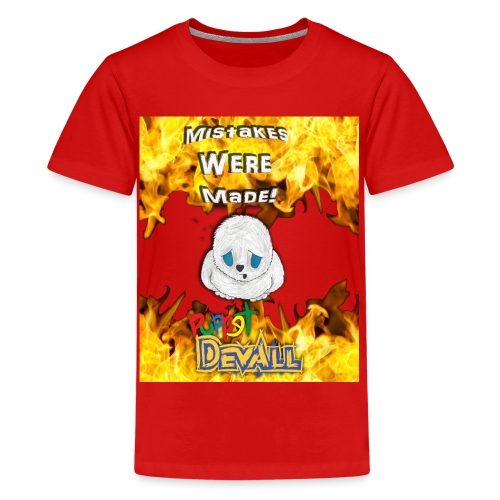 Puppet Devall Mistakes Were Made Kids Premium T-Shirt - Kids' Premium T-Shirt