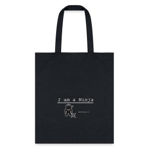 I am a Ninja Hand-Bag - Tote Bag