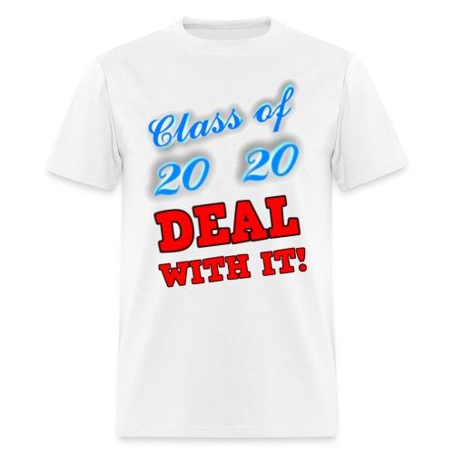 Class of 2020 Men's T-Shirt  - Men's T-Shirt