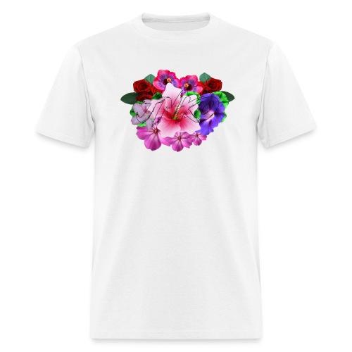 Flower JNKO - Men's T-Shirt