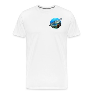 Turtle from South Seas Men's Premium T-Shirt - Men's Premium T-Shirt
