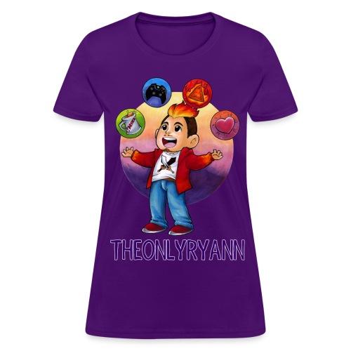 What We Do On Twitch (W) - Women's T-Shirt
