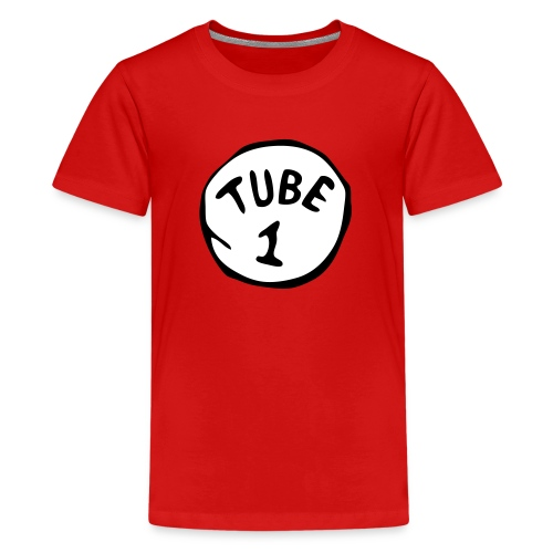 First Tube   - Kids' Premium T-Shirt