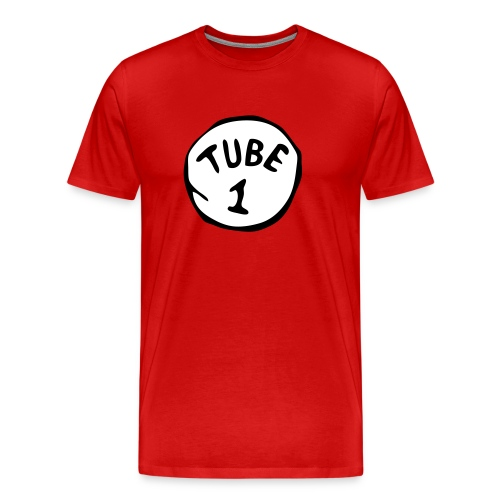 First Tube   - Men's Premium T-Shirt