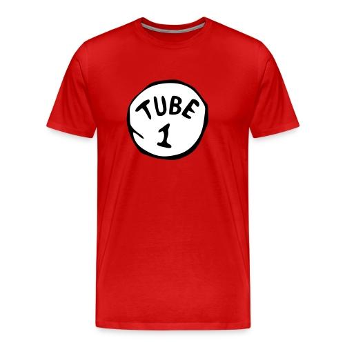First Tube   - Men's Premium T-Shirt