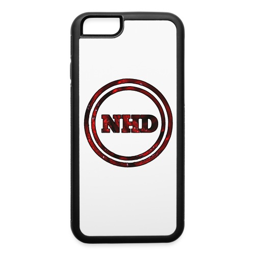 iPhone 6 Rubber NHD Logo Case - iPhone 6/6s Rubber Case