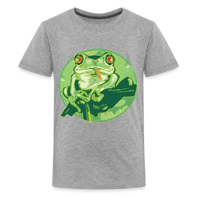 22583064 Mudge Studios Skull Sloth Pi Day Sports Animal Merch   Frog Big Dot ...