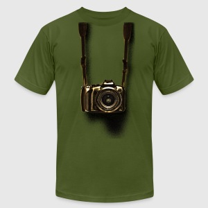 Camera - Men's T-Shirt by American Apparel