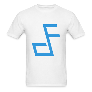 Men's Tee Blue Logo - Men's T-Shirt
