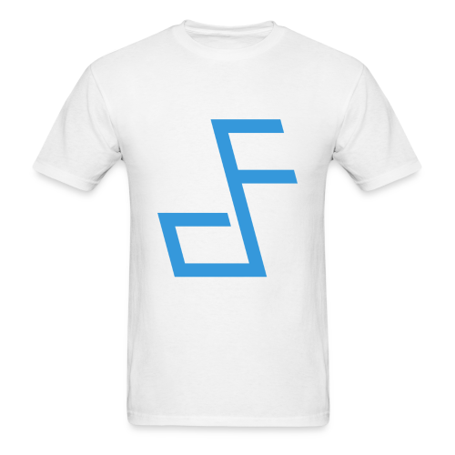 Men's Tee Blue Logo - Men's T-Shirt