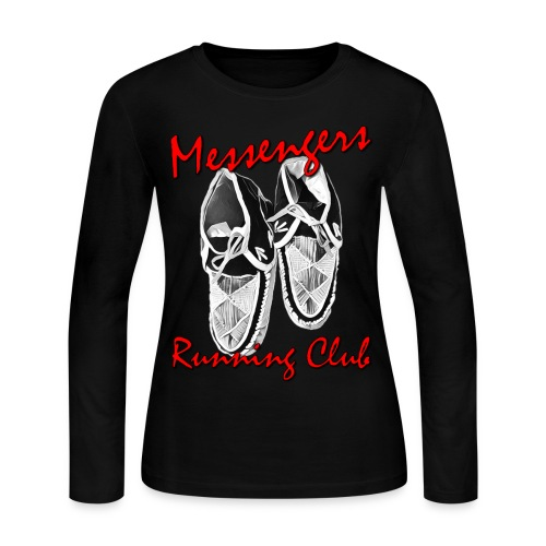 The Messenger L/S - Women's Long Sleeve Jersey T-Shirt