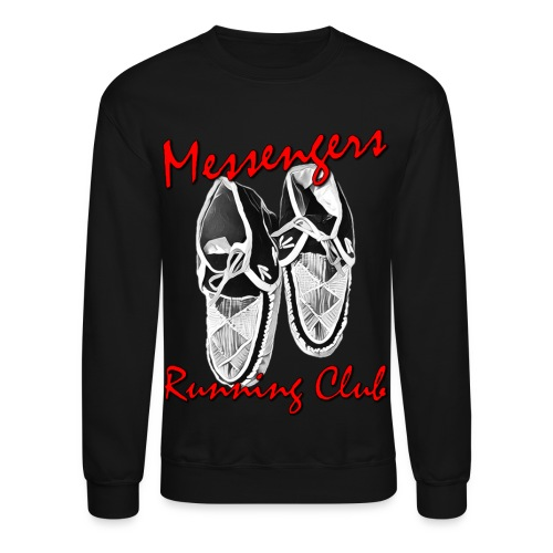 The Messenger Unisex Crew - Crewneck Sweatshirt