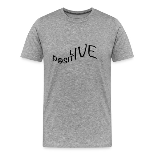LivePositive - Men's Premium T-Shirt