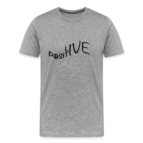 LivePositive - Men's Premium T-Shirt