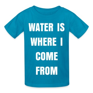 Where I Come From - Kids' T-Shirt