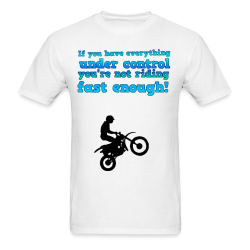 Riding  Men;s T-Shirt  - Men's T-Shirt