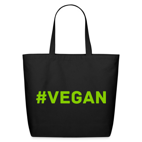 #VEGAN Bananiac Eco-Friendly Cotton Tote Bag - Eco-Friendly Cotton Tote