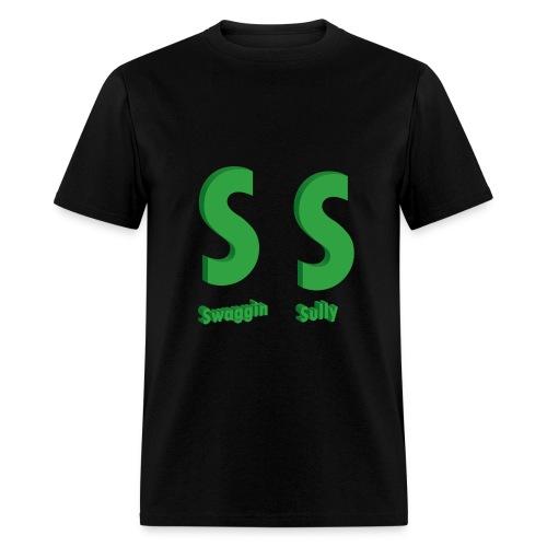 SS Mens Black Tee - Men's T-Shirt