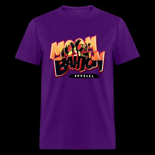 Mens Moombahton Apparel (Red) - Men's T-Shirt