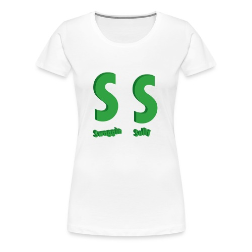 SS Womans White Tee - Women's Premium T-Shirt