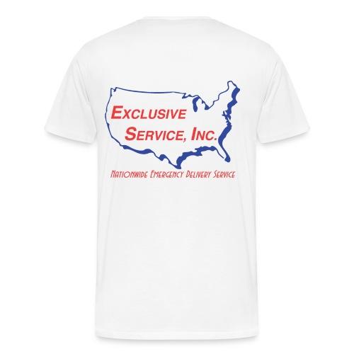 Exclusive Service, Inc T-Shirt - Men's Premium T-Shirt