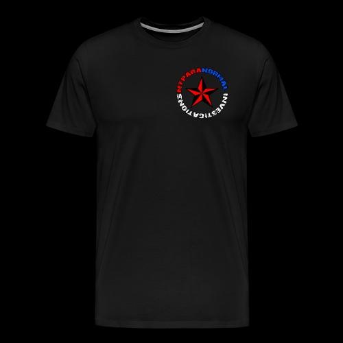 Official NTP Athletic Fit T-Shirt - Men's Premium T-Shirt