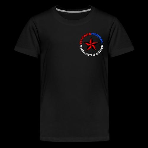 Official NTP Standard Fit T-Shirt - Kids' Premium T-Shirt